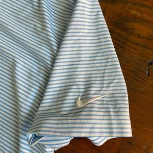 NWOT. TWO Nike Dri-Fit Golf Polo's